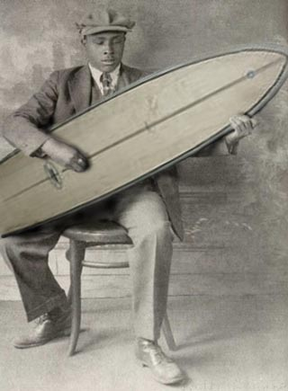 Surferbluesbw